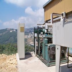 4.Used, complete CFS/GEA TempoFrost spiral freezer, year 2004