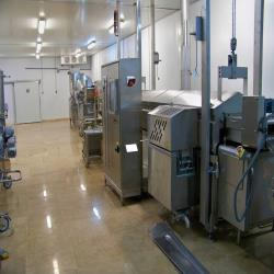3.Used, complete CFS/GEA TempoFrost spiral freezer, year 2004