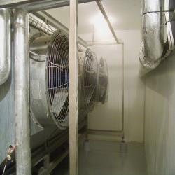 2.Used, complete CFS/GEA TempoFrost spiral freezer, year 2004