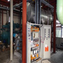 2.industrial used ammonia Sabroe ice water installation