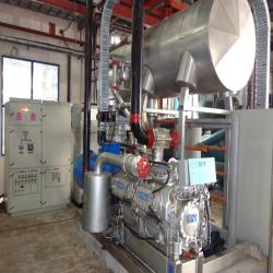 4.industrial used ammonia Sabroe ice water installation
