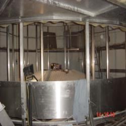 4.Spiral freezer for Apetito, Dudley, United Kingdom.