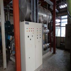 3.industrial used ammonia Sabroe ice water installation