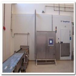 1.Used, complete CFS/GEA TempoFrost spiral freezer, year 2004