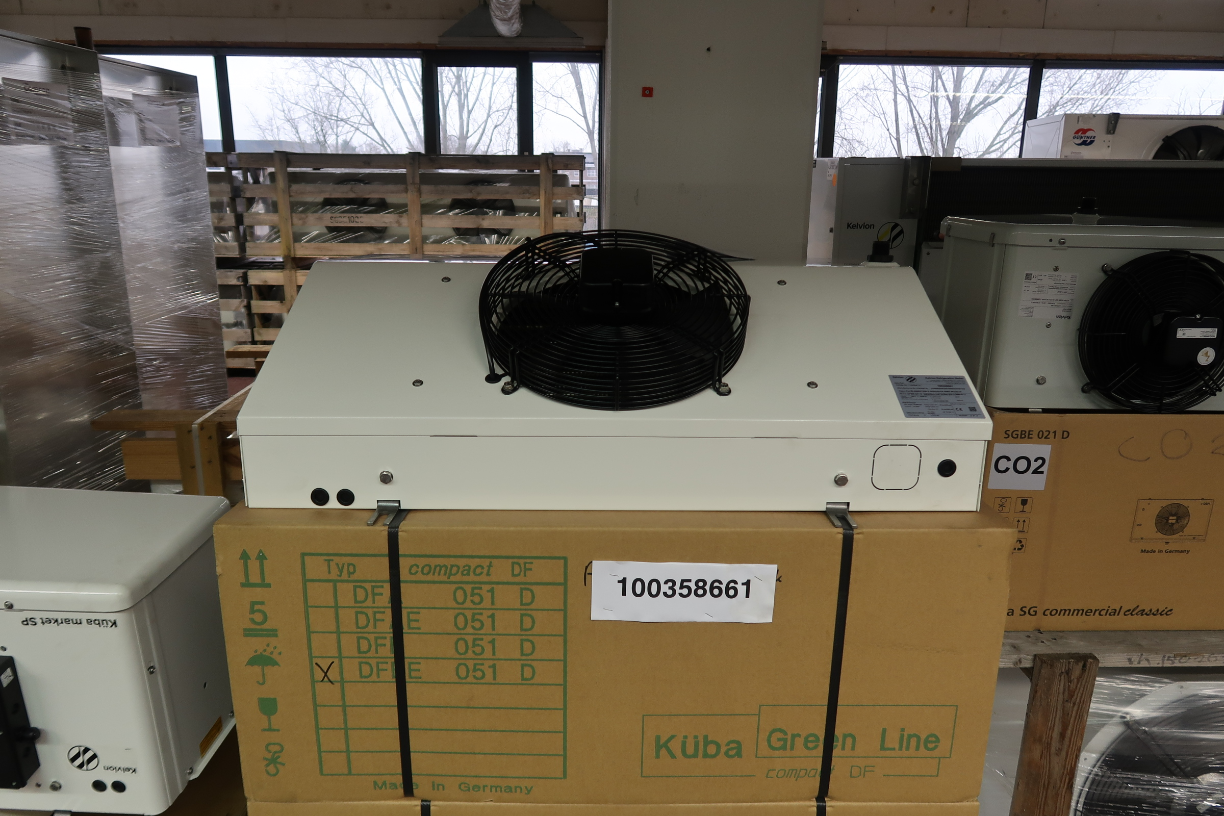 Used Evaporators, Coolers, Heatexchangers - Comron International b v