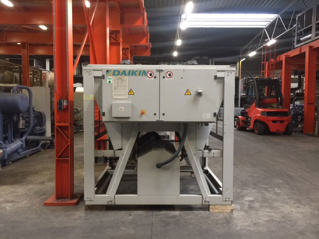 Used Chillers, Air Chiller, Water-Cooled Chillers, Cooled