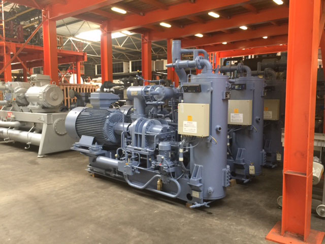 Used Complete Cooling & Freezing Installations - Comron