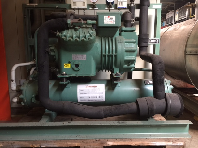 Used Compressors, Condensing Units - Comron International b v