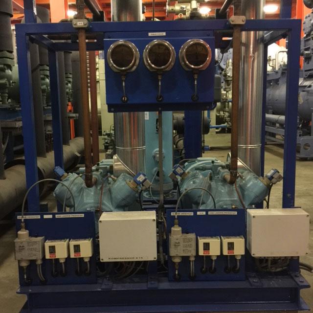 Used Compressors, Condensing Units - Comron International b v